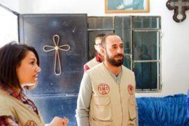 Igreja na Síria. (Foto: Portas Abertas)