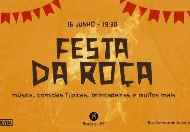 Igreja Presbiteriana Renovada de Aracaju promove Festa da Roça