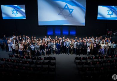 Embaixador de Israel se reúne com lideranças eclesiásticas de Sergipe