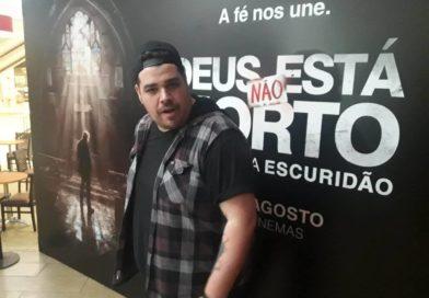 """Daniel Araújo: """"A arte não tem rótulo, não tem religião"""""""